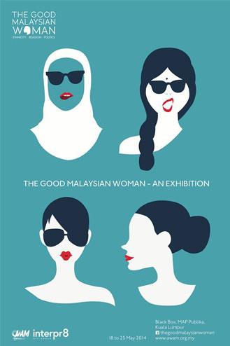 The Good Malaysian Woman. Image Credit: AWAM